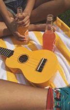 ukulele journal  by sunflorets