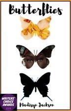Butterflies  by the_blankcanvas