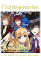Shall We Date? Lost Alice (Guide+routes) by anemonegaleyay