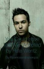 You Could Have Told Me (Adopted by Pete Wentz)  by Ryanrossismysenpai