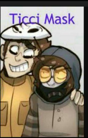 Masky X Toby (TicciMask) - jealous!!? - Wattpad