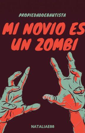 Mi novio es un zombie (Mario Bautista y ______) by Ximebau2017