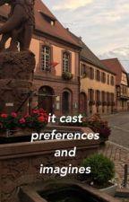 IT Cast Preferences & Imagines by -beepbeeprichie