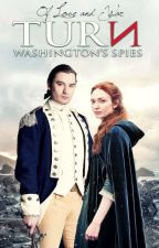 Of Love and War {TURN: Washington's Spies} ↠ B. Tallmadge by januarylily