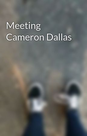 Meeting Cameron Dallas by Flyingpuppy2000_