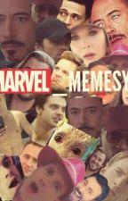 MARVEL_MEMESY by _MrsBarnes_