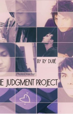 The Judgment Project by twilightobbsessed123