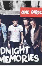 One Direction - Midnight Memories Album Lycris Completo by h4rrysh1t