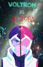 Voltron x Lectora (Shiro x Lectora) by Lief5921