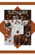 【 savage 101 | 2 】 by zhuxjie