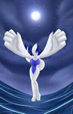 Pokemon: Lugia X Pearl (OC) by 323cherrycherry323