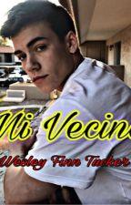 Mi Vecino- Wesley Tucker  by vmr1304