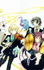Pandora Hearts: Failed Pick Up Lines by Antartica243