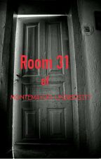 Room 31 Of Montemayor University by IMmissassy19