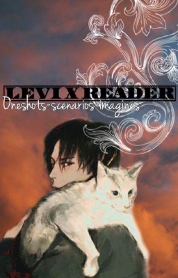 Levi X Reader Oneshot Book