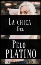 La chica del pelo platino © by halimafarsi