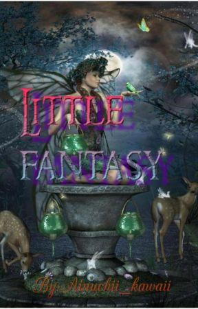 Little Fantasy [~Yuri~] by Ainuchii_kawaii