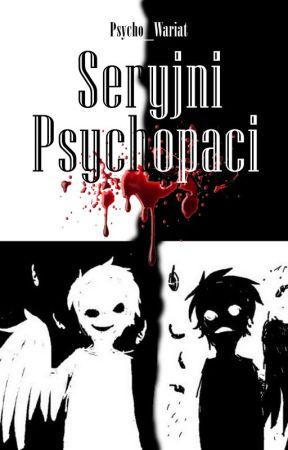 Seryjni Psychopaci by MilenaMiernicka