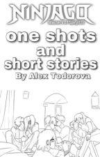 Ninjago: One shots and short stories by AlexTodorova17