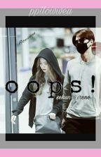 oops! ••• hunrene by ppilowweu