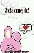 ¡Hola Conejito! 💘Vkook💘 by bts_Yoonmin4ever