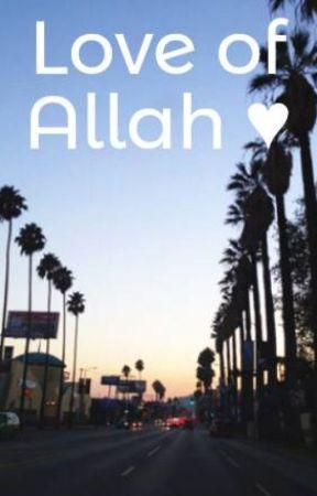 Love of Allah ♥ by orangeblossom52