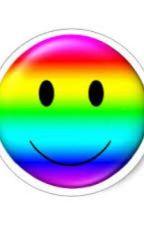 Les mignon petit smiley ❤️💛💚💙💜🖤🌈🌀 by blackmagician4