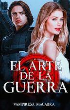 EL ARTE DE LA GUERRA ©  | Bucky Barnes y Tu | by VampiresaMacabra