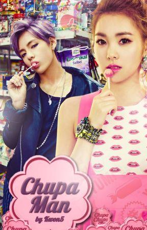 Chupa-man by Kwonni5