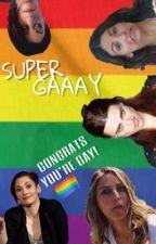 Supergay- (Supergirl humor) by AgenteDanvers