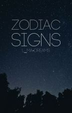 Zodiac Signs [FR] by L_MA-dreams