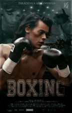 Boxing || Larry by mickeymyman