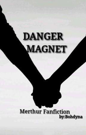 Danger Magnet  (Merthur fanfiction) mpreg - Part II - Wattpad