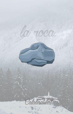 La Roca | rubius fanfic | by desaturn0
