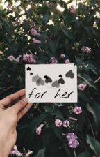 for her || Concrafter by liniert