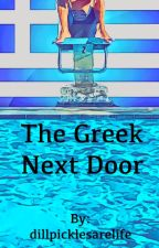 The Greek Next Door {A Percabeth Fanfiction} by dillpicklesarelife