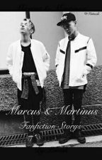 Marcus & Martinus Fanfiction Storys [ In Finnish ] by Piituuh