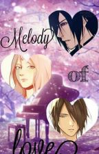 Melody of love   [FINALIZADA]  by luutulip