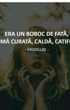 fata noua  by -CADDILLAC-