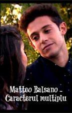 Matteo Balsano - Caracterul multiplu by _Lutteo_