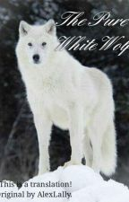 De Witte Pure Wolf (On Hold) by EvaEefje1206