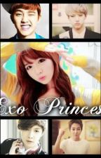 Exo's princess by suho09