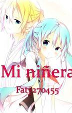 Mi niñera by faty270455