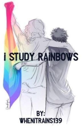 i study rainbows //l.s by whenitrains139