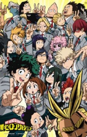 A Quirky Generation [A Boku No Hero Academia Fanfic] by QuirkyTrio3
