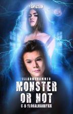 Monster or not by JilanMohammed