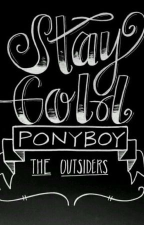 The Outsiders Imagines - How you tell him you're pregnant - Wattpad
