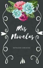 Mis novelas. by La_Carcache