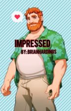 Impressed - Brian Harding x Reader // Dream Daddy by BrianHardings