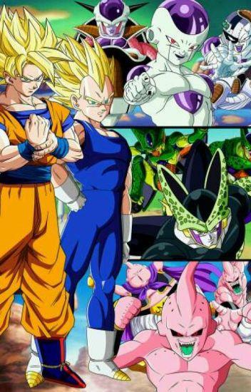 Dragon Ball Rp - Reboot - COOKIES - Wattpad